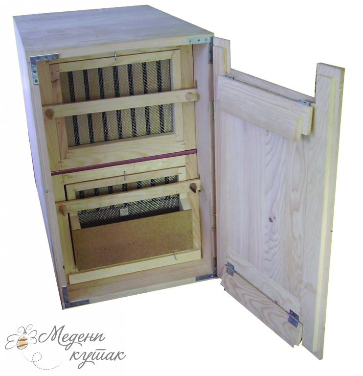 AŽ 11 standard, Full Beehive set with frames